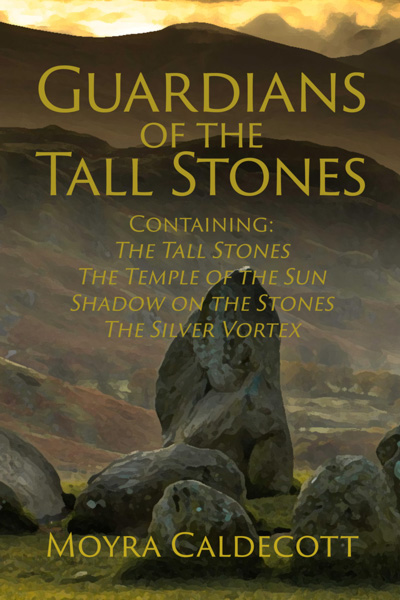 Guardians of the Tall Stones cover image